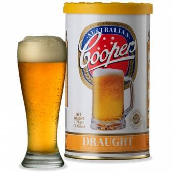 Экстракт Coopers Draught, 1,7кг