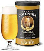 Экстракт Coopers Heritage Lager, 1,7кг