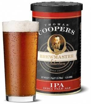 Экстракт Coopers India Pale Ale, 1,7кг