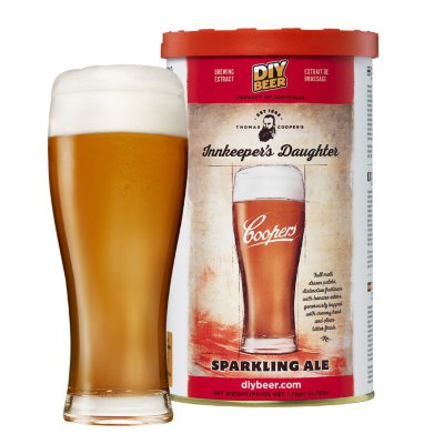 Экстракт пива Coopers Innkeepers Daughter Sparkling Ale (1,7кг)